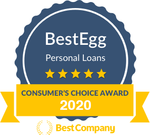 BestEgg Consumer's Choice Award